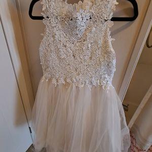 Beautiful White dress/gown